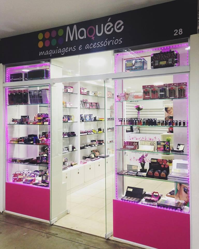 Recebidos da Semana da  loja Maquée Maquiagem