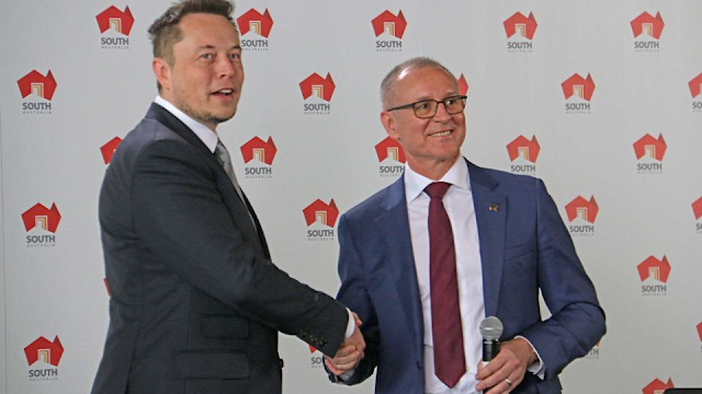 Musk and Weatherill