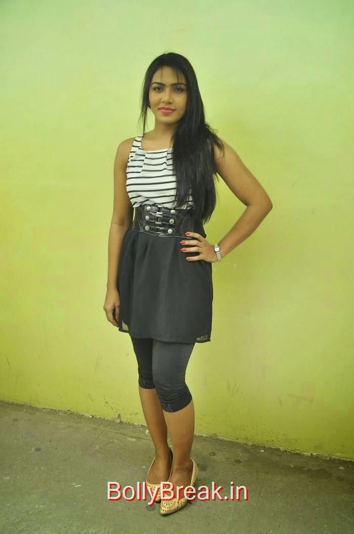 Risha Stills, Risha Hot Pics from Virudhalaam Pattu Movie