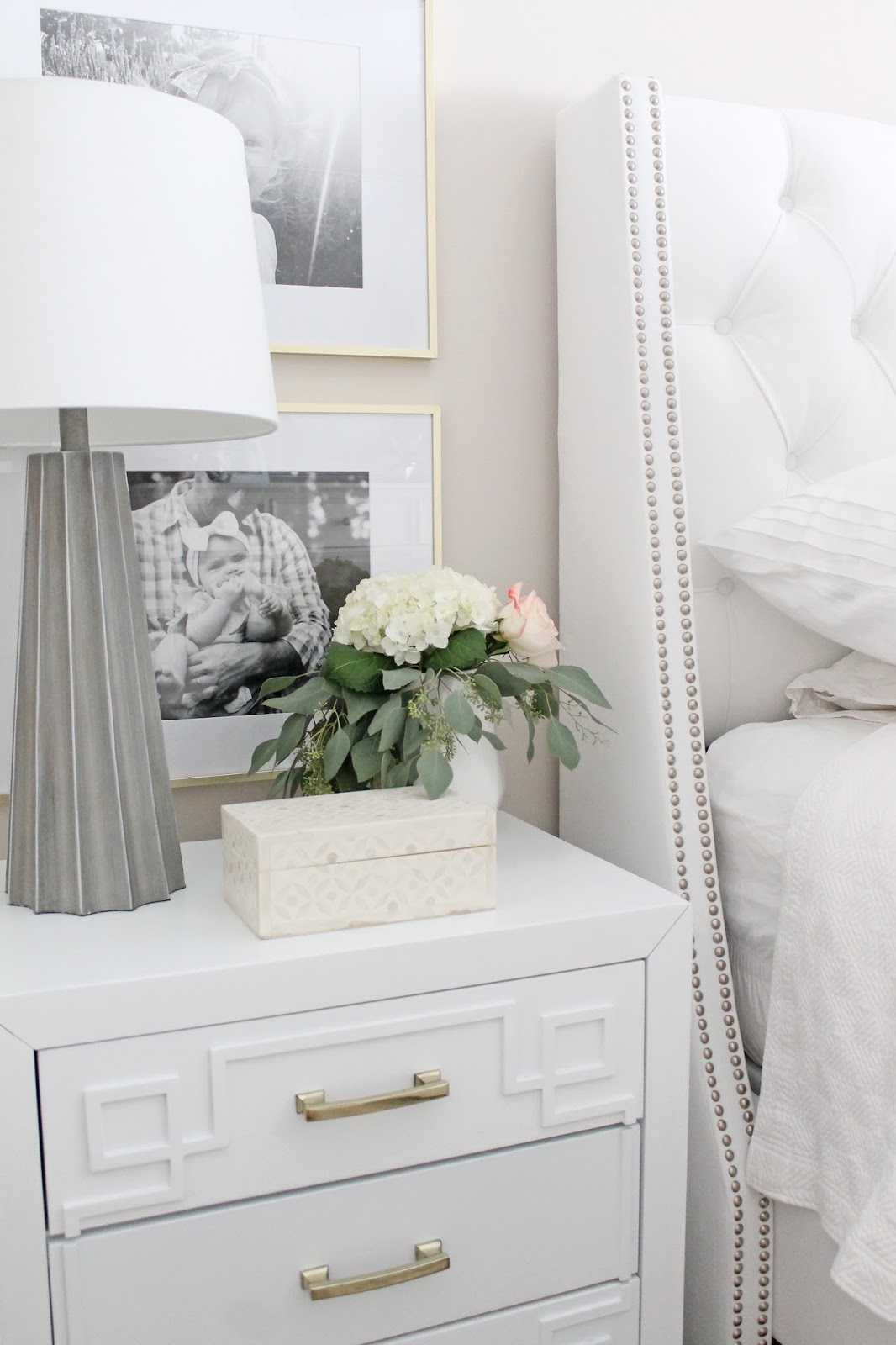 Master Bedroom Decorating Ideas On A Budget: 12th And White: How To Decorate A Master Bedroom On A