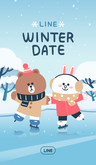 Brown & Cony's Winter Date 2