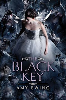 The Black Key by Amy Ewing | cover love