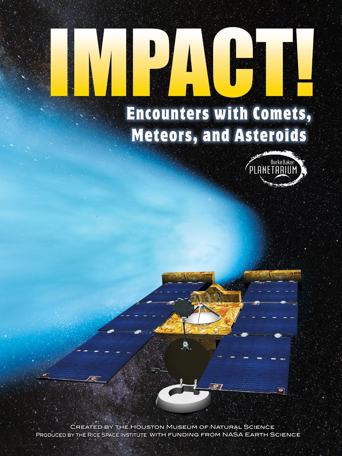Impact Planetarium Show
