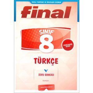 Final 8.Sınıf Türkçe Soru Bankası (2017)