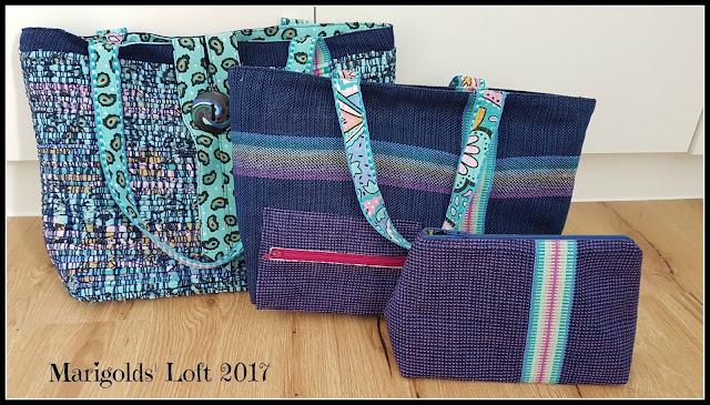 weaving bags