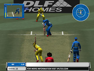 Cricket 2009 ICL Vs IPL Free Download PC Game Full Version