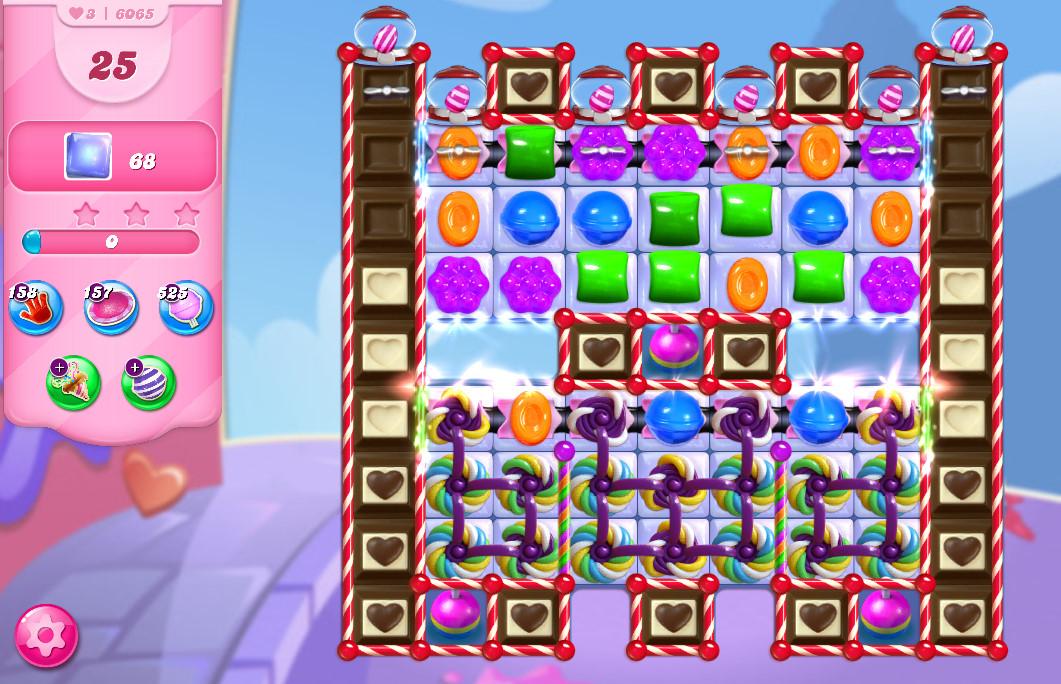 Candy Crush Saga level 6065