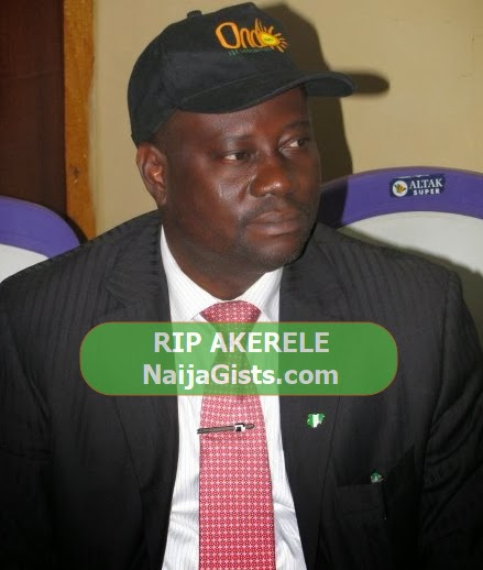 ranti akerele is dead