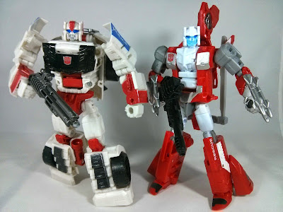 combiner wars Streetwise and Blades