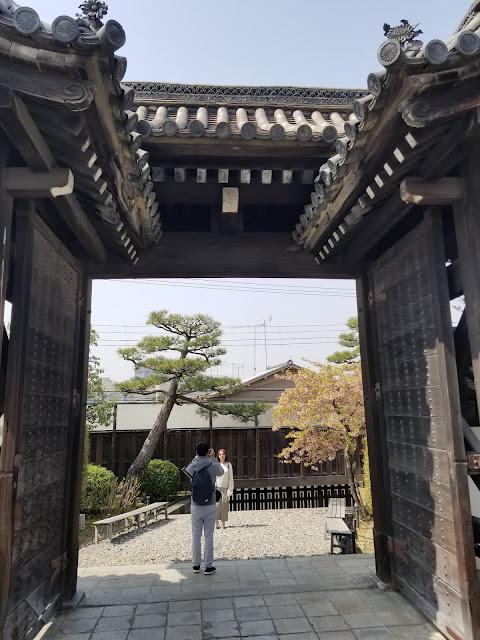Templo Sanjûsangen-dô, Kyoto, Japón, Japan, Kannon, Viaje a Japon, Cerezos, Elisa N, Blog Viajes, Lifestyle, Travel, TravelBlogger, Blog Turismo, Viajes, Fotos, Blog LifeStyle, Elisa Argentina
