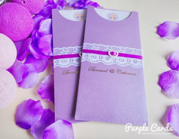 Wedding card, invitation, invites, kad kahwin, 婚礼邀请卡, one of its kind, purple colour, pocket, hot stamping, gold stamping finishing, bride and groom, lace, pearl heart buckle, petals, annual dinner, anniversary, corporate, printing, personalized, personalised, custom design, handmade, hand crafted, special, unique, elegant, beautiful, chinese, oriental, pearl, metallic, envelope, art card, linen, textured card, watercolour, pink, fine, bespoke, designer, online order, express, rush order, delivery, Kuala lumpur, Malaysia, Selangor, kedah, Kelantan, pulau pinang, penang, ipoh, perak, taiping, Melaka, nilai, seremban, muar, johor bahru, bentong, kuantan, Pahang, raub, Singapore, nsw, Sydney, Melbourne, Canberra, cairns, Adelaide, new york, Canada, Ontario, Vancouver, usa, Kuching, miri, bintulu, Sarawak, sabah, Sandakan, kota kinabalu, tawau, worldwide, new Zealand, Australia,