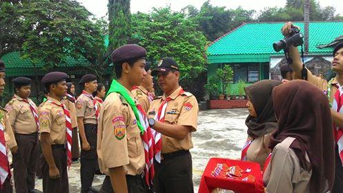 Kodim 0508/Depok Bina Kader Saka Wirakartika