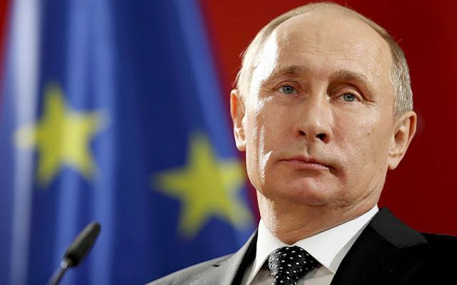 Putin ordena a serviços secretos reforçar seguranças interna e externa