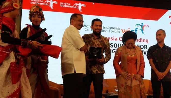 Oleh Oleh Strudel Bisnis Teuku Wisnu Yang Sukses Wahana Bogor