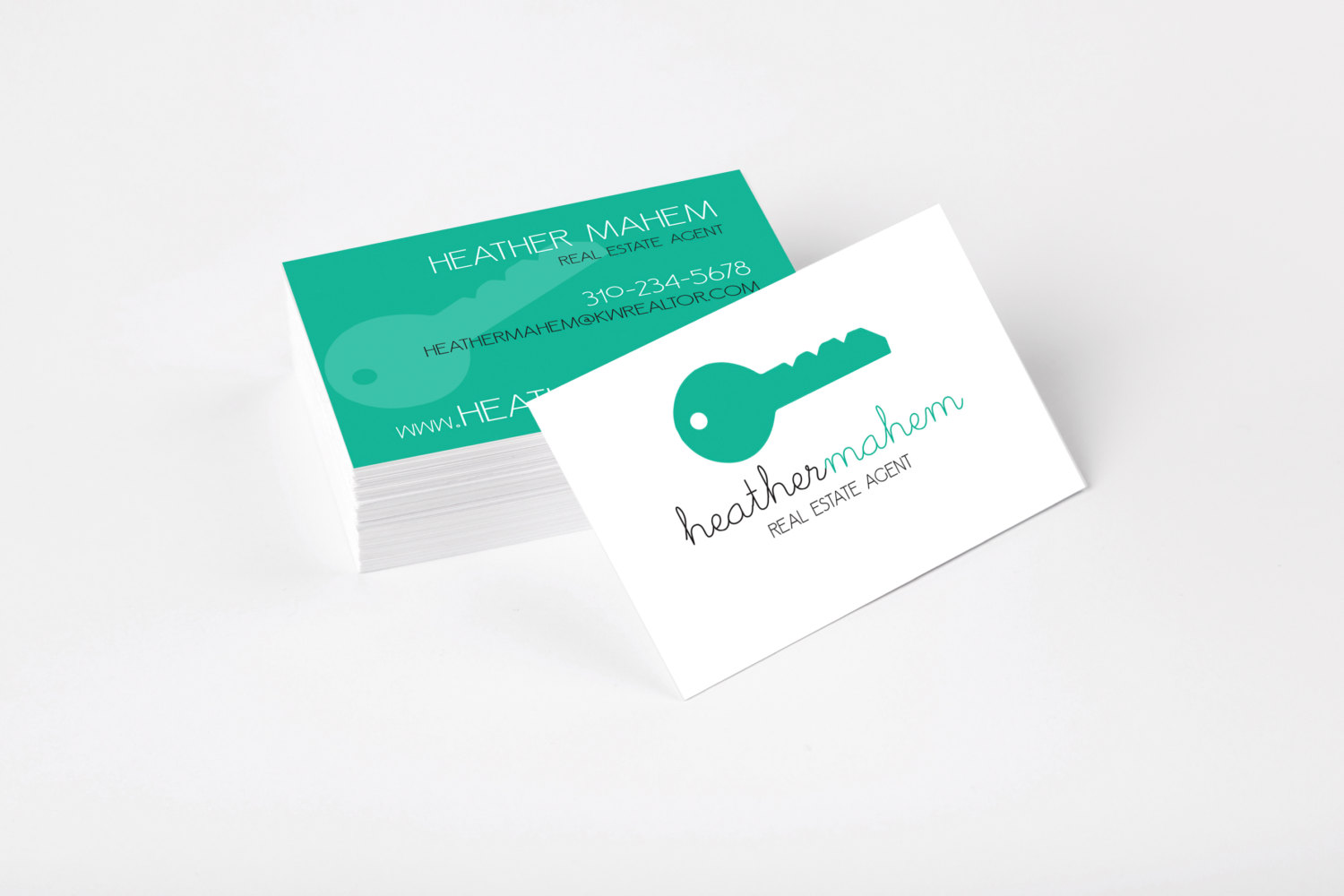 Glossy business cards business card tips glossy business cards reheart Image collections