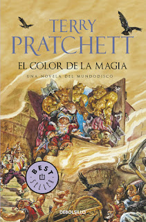 "Reseña: "" El color de la magia"" - Terry Pratchett"