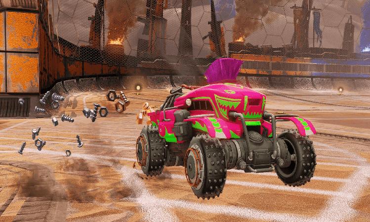 تحميل لعبة Rocket League Chaos Run للكمبيوتر
