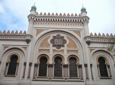 sinagoga spagnola Praga