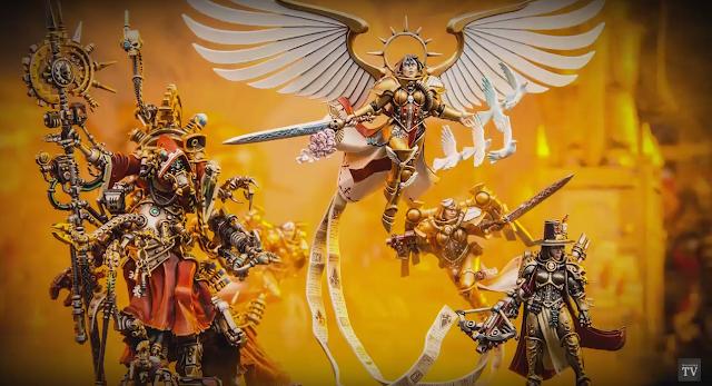 Novedades Warhammer 40k 2017
