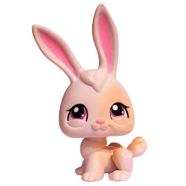 Littlest Pet Shop Seasonal Rabbit (#231) Pet