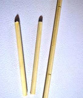 batang kayu bulat
