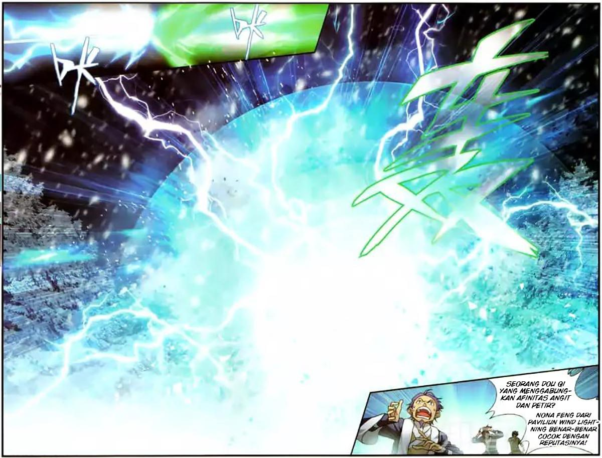 Battle Through Heaven Chapter 232-10
