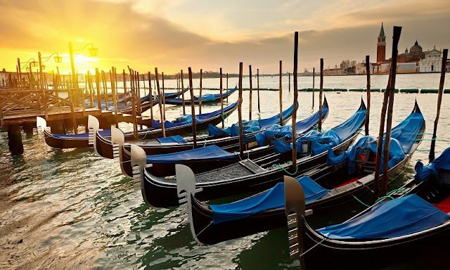 Roteiro de 10 dias pelo norte da Itália em Veneza