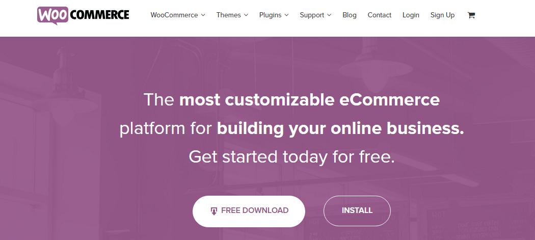 WooCommerce ecommerce WordPress Plugins