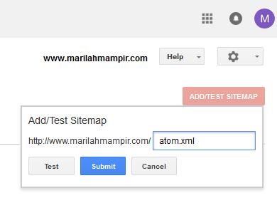Cara Submit Sitemap Blogspot dengan Mudah ke Webmaster