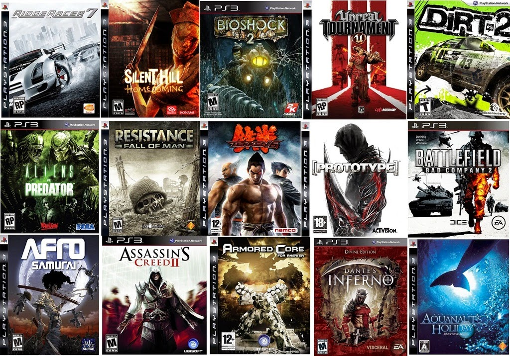 Great Video Games must haves : TOP PS3 ,4, XBOX 1 GAMES ...