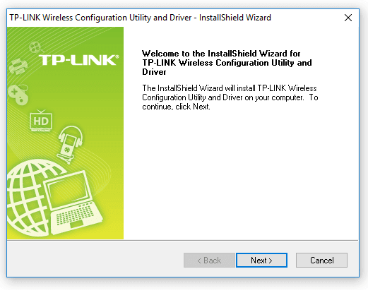 Install Driver