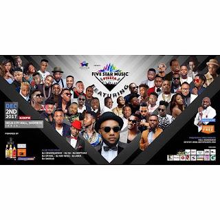 LAGOS MUSIC FIESTA 2017 FEATURING TIMAYA, KISS DANIEL, KCEE, TEKNO, REEKADO BANKS, AY AND OTHERS