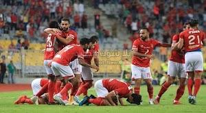 الأهلي يواصل الانتصارات بفوز جديد على المقاولون العرب بثنائية في الدوري المصري