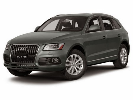 2015 Audi Q5 High-end Luxury Sedan