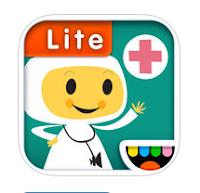 Toca Doctor app cuerpo humano puzle