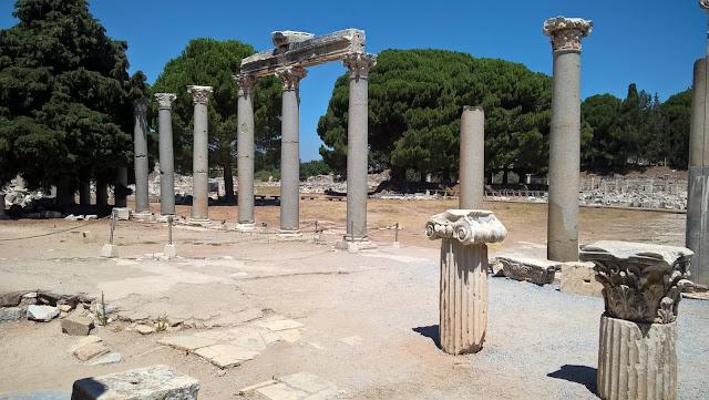 Efes Antik Kenti Belediye Binası