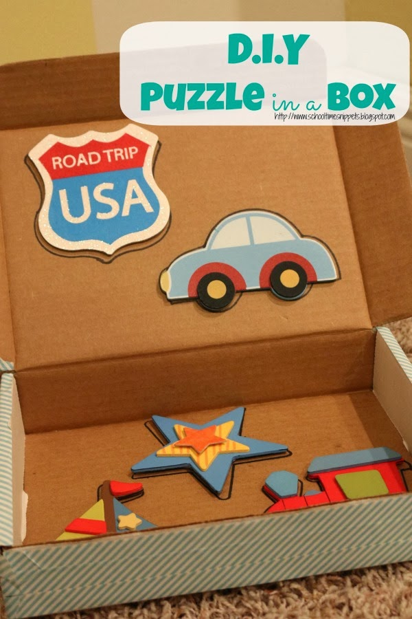 fine motor toy puzzle