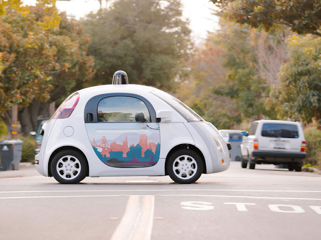 Self-Driving Cars of the Imminent and Distant Future