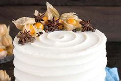 Recipe - Chai Cake with Cream Cheese Frosting