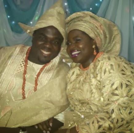 aremu afolayan wedding photos