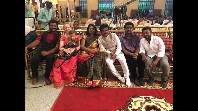 Gururaj's family