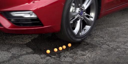 teknologi hindari lubang ford