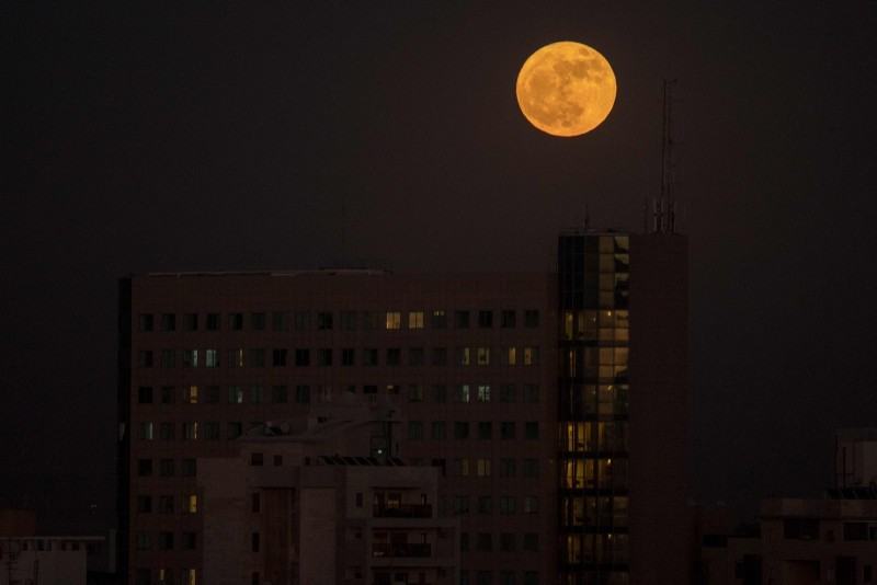 Experts say the supermoon on Jan 31 would be a special one.