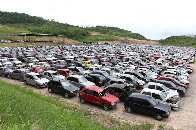 488 veículos receberão lances no 11º leilão do DETRAN-PE de 2018