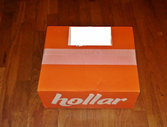Hollar Review - shipping