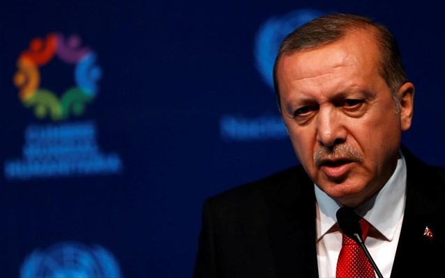 """Ερντογάν κατά ΕΕ: """"Το παιχνίδι τελείωσε"""""""