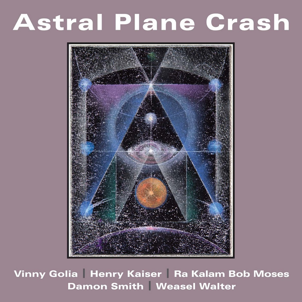 Republic Of Jazz Golia Kaiser Moses Smith Walter Astral Owen Brown Top Leux Studio Plane Crash Features Almost 80 Full Minutes Detailed Colorful And Communicative Free Improvisation By A Special Quintet Veteran Musicians