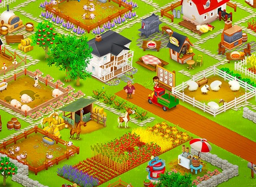 Hay Day 1.27.134 APK + MOD Unlimited Everything Games
