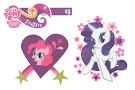 MLP Tattoo Card 8 Series 2 Trading Card