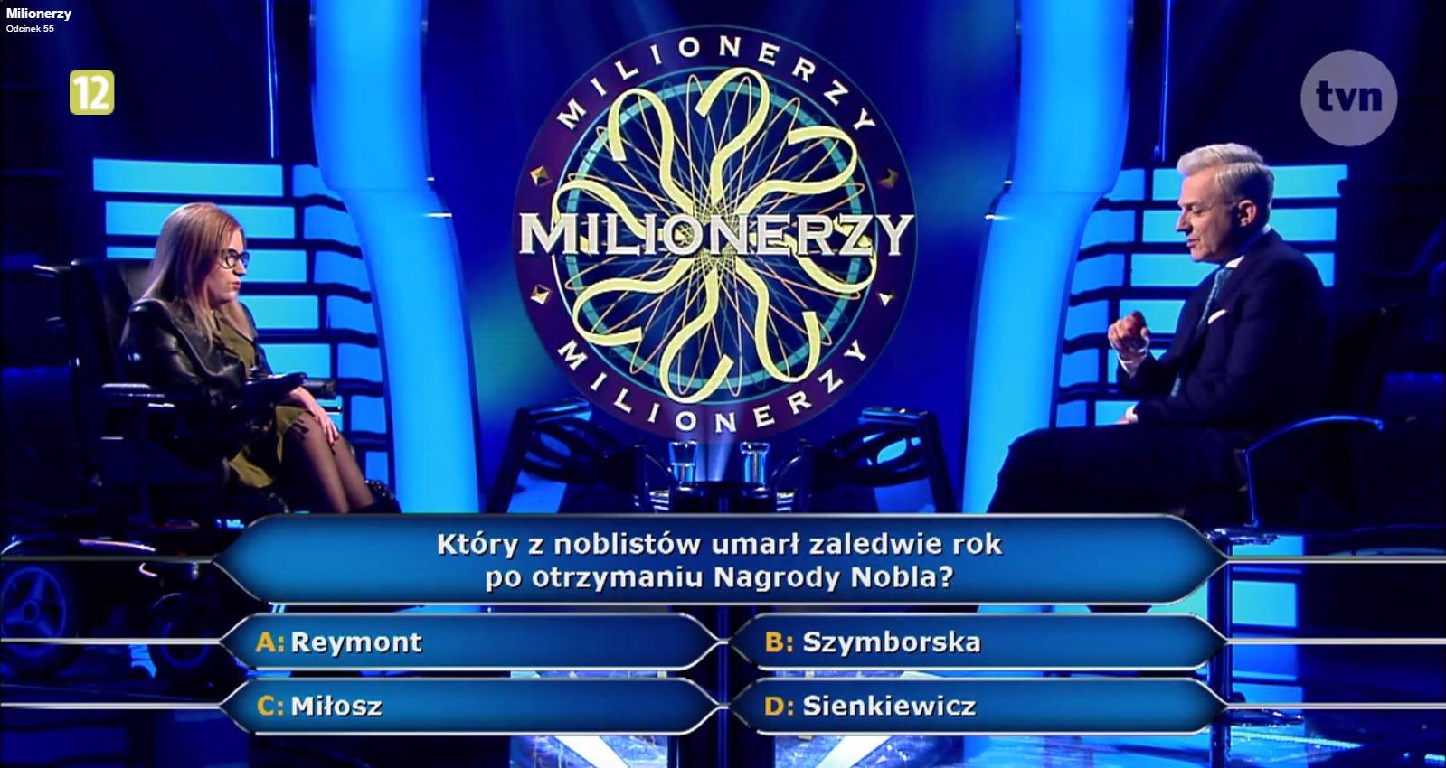 Milionerzy TVN zza kulis